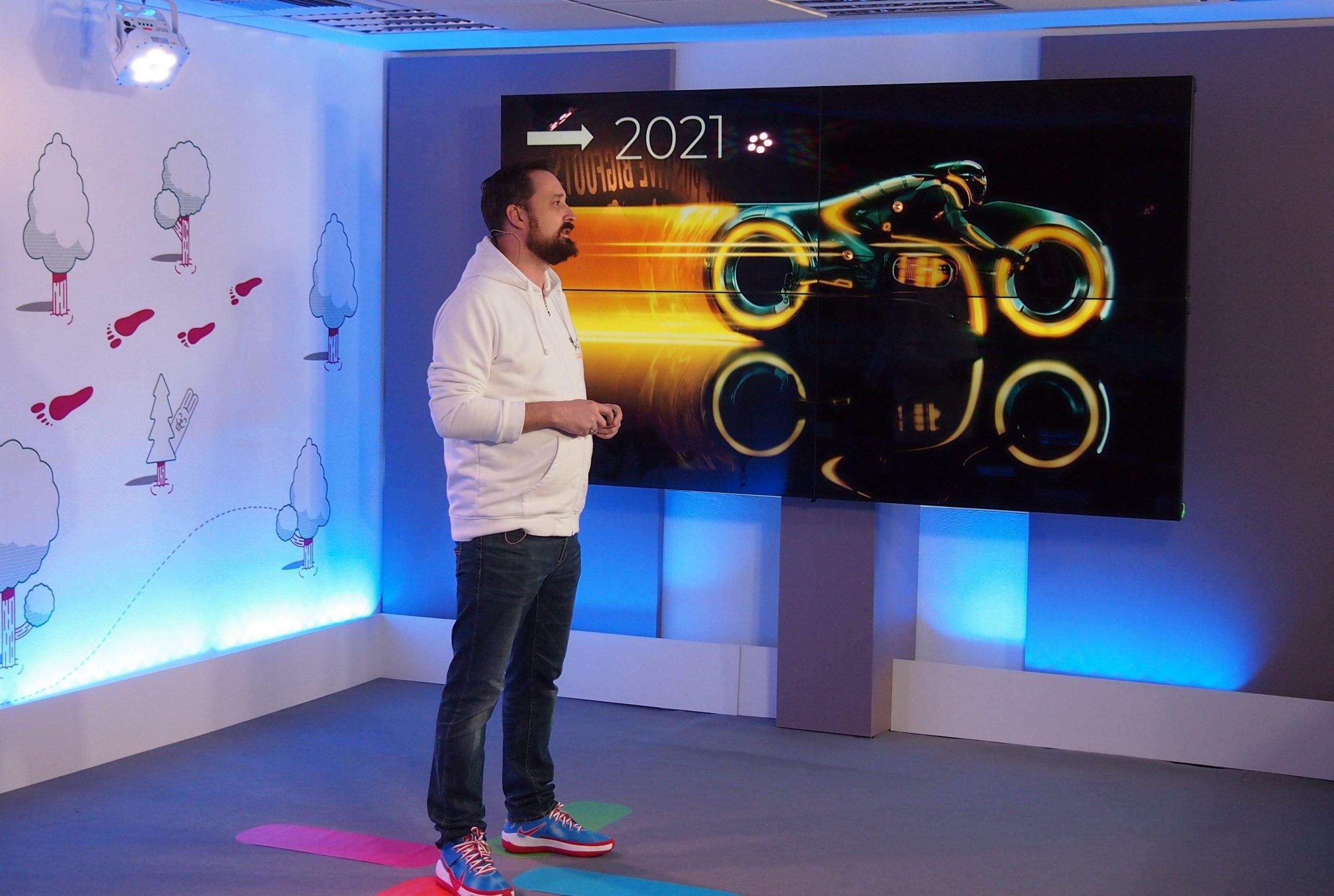 TDG Strategy Event 2021 - Alex Karageorgis