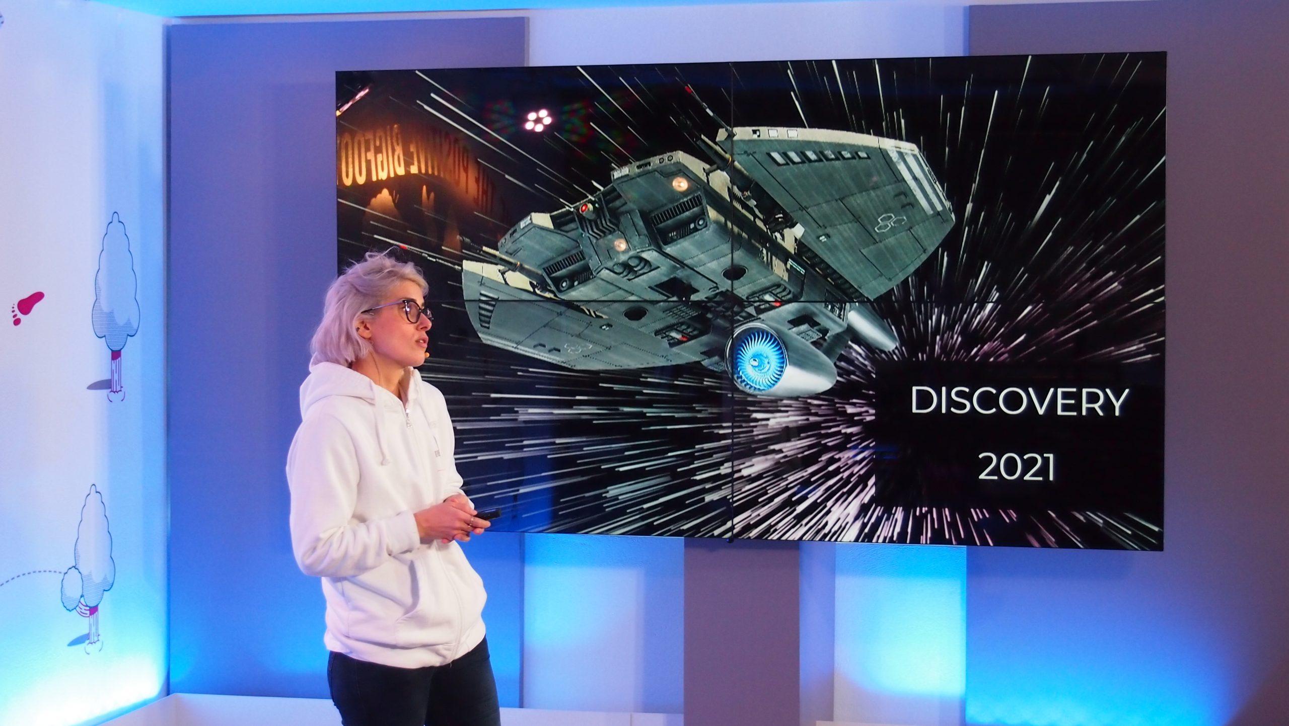 TDG Strategy Event 2021 - Eva Christopoulou
